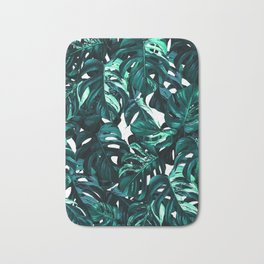 TROPICAL GARDEN IX Bath Mat