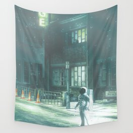 Home Coming Wall Tapestry