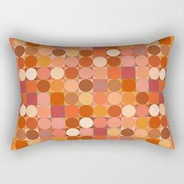 Arancione Rectangular Pillow