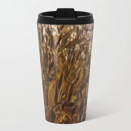Metallic texture Travel Mug