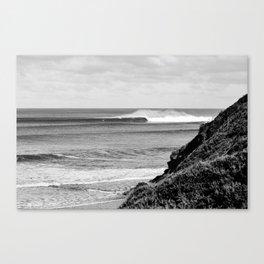 Bells Beach, Victoria, Australia Canvas Print