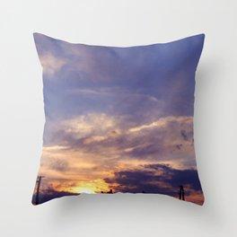 Magical Afternoon Throw Pillow