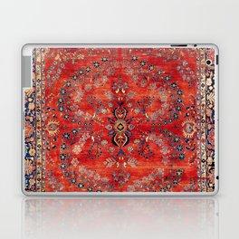 Sarouk Arak West Persian Carpet Print Laptop & iPad Skin