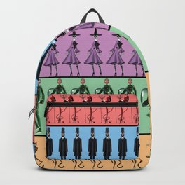 Happy Halloween- Costume Party Backpack