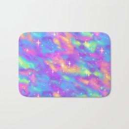Pastel Galaxy Bath Mat