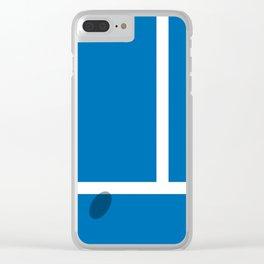 """""""IN"""" – Hawk-Eye Clear iPhone Case"""