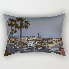 balboa boulevard Rectangular Pillow