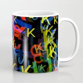The Most Colorful Coffee Mug