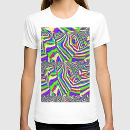 Diamond Stripes T-shirt