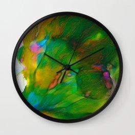 Ink 94 Wall Clock