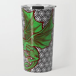 DRAGON MAZE Travel Mug