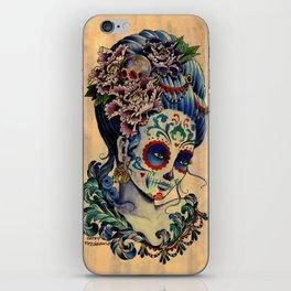 Marie de los Muertos iPhone Skin