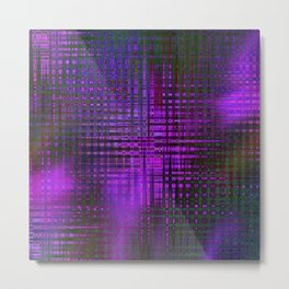 purplewave Metal Print