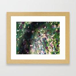 Splatter #1  Framed Art Print