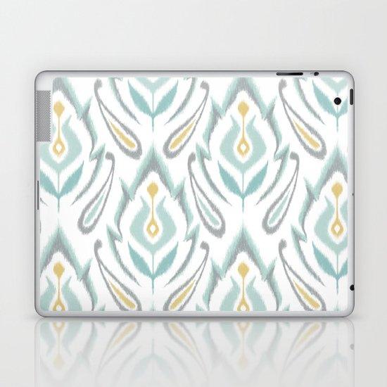 Soft Ikat Laptop & iPad Skin