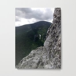 Grafton Notch Metal Print