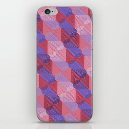 Op Art 172 iPhone Skin