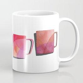 Coffee Mugs - Pink Colors Coffee Mug