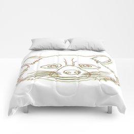 ʀᴏᴄᴋᴇᴛ ʀᴀᴄᴄᴏᴏɴ 3D Style Comforters