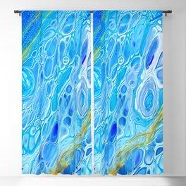 Blue Marble Blackout Curtain