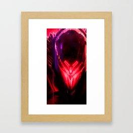 Project Jhin Framed Art Print