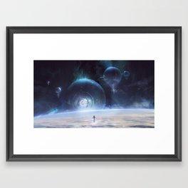 The Calling Framed Art Print