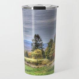 A M Foster Covered Bridge Travel Mug