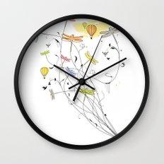 Kite Dream Wall Clock
