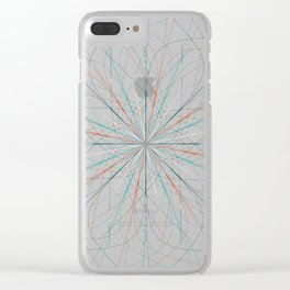 Beyond Discovery One Clear iPhone Case