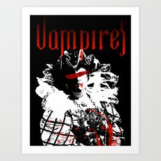 Elizabeth Bathory Art Print