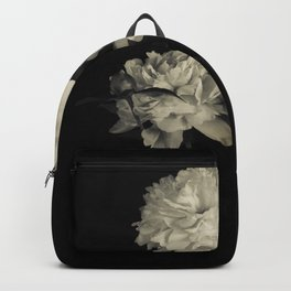 White peonies2 Backpack