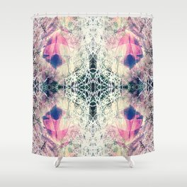 Formation Collection - In Bloom - Motif Shower Curtain