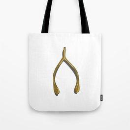 Midas' Lucky Charms (Wishbone) Tote Bag