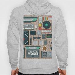 DJ's Workspace Hoody
