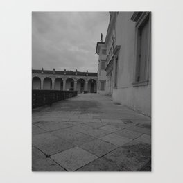 Italy in a View: King Of Wishful Thinking Canvas Print