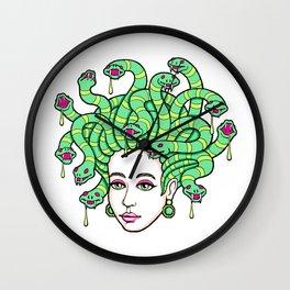 Medusa Anime Wall Clock