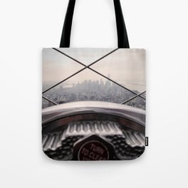 Clarity - NYC Tote Bag