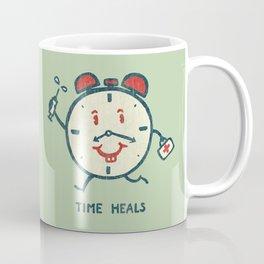 Time heals Coffee Mug