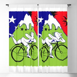 The 1942 Bicycle Lsd Blackout Curtain