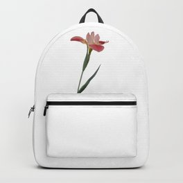 Single Flower (Color) Backpack