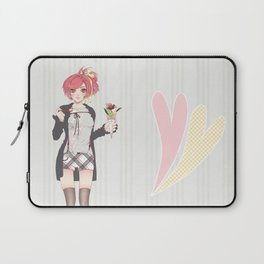 The Ice Cream of Your Dreams Laptop Sleeve