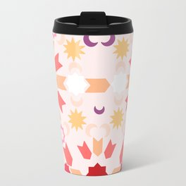 Summer Arabesque Travel Mug