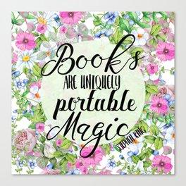 Portable Magic Canvas Print