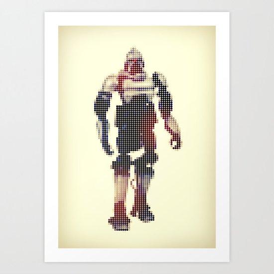 Rodot: Centurion Art Print