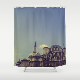 iPray Shower Curtain
