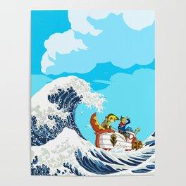 Link adventure Poster