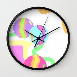 Basic Order Wall Clock