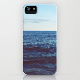 Out On The Horizon iPhone Case