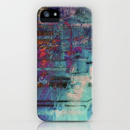 B-Abstract 07 iPhone Case
