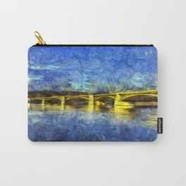 Margaret Bridge Budapest Van Goth Carry-All Pouch